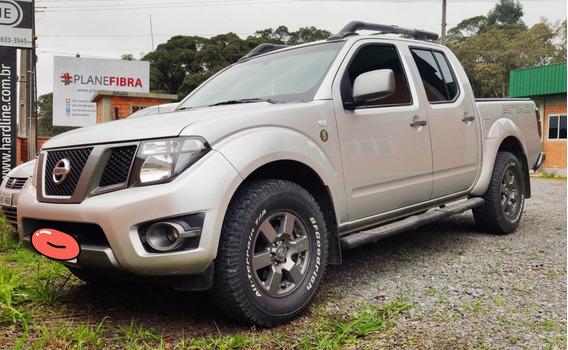 Nissan Frontier Attack 2013 4x4 Novíssima Vendo Ou Troco