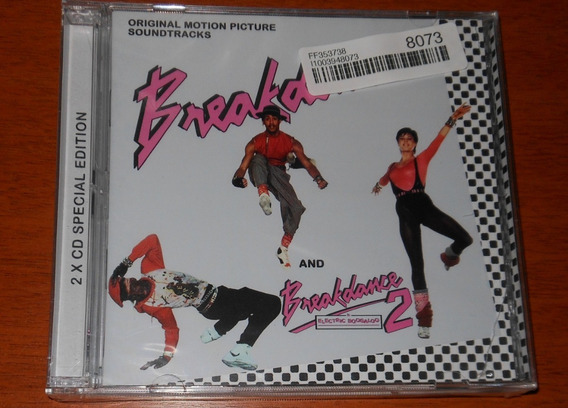 Cd - Breakdance 1 E 2