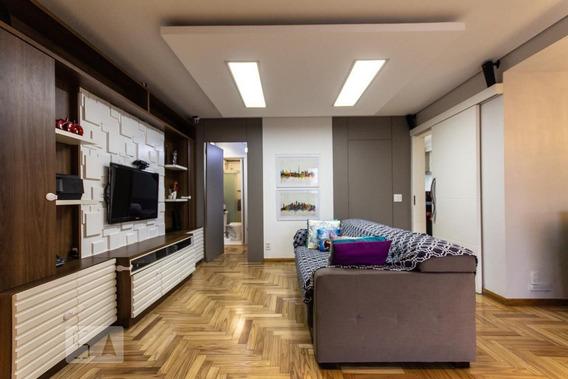 Apartamento No 19º Andar Com 3 Dormitórios E 3 Garagens - Id: 892972304 - 272304