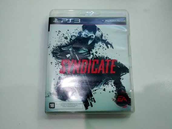 Syndicate - Playstation 3 Ps3