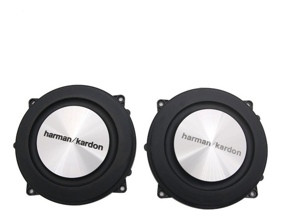 2 Radiadores Passivos 4 Polegadas Harman Kardon Onix