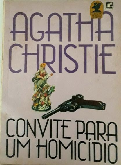 Livro Agatha Christie Convite Para Um Homicidio