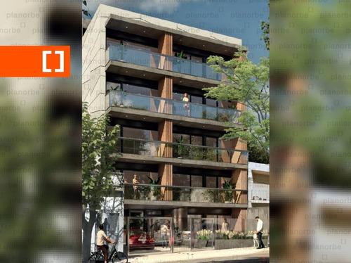 Venta De Apartamento Obra Construcción Monoambiente En Pocitos Nuevo, Urban Suites Vi Unidad 202