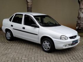 Corsa Sedan 1.0 Mpfi Wind Sedan 8v Álcool 4p Manual