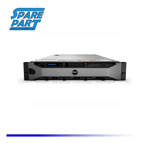 Servidor Dell Poweredge R720 - 2x Xeon Octa-core 128gb 2.4tb