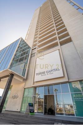 Lindo Departamento En Edificio Torre Capital