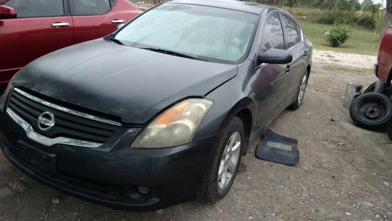 Nissan Altima 2008 ( En Partes ) 2007 - 2012 Motor 2.5 Aut.