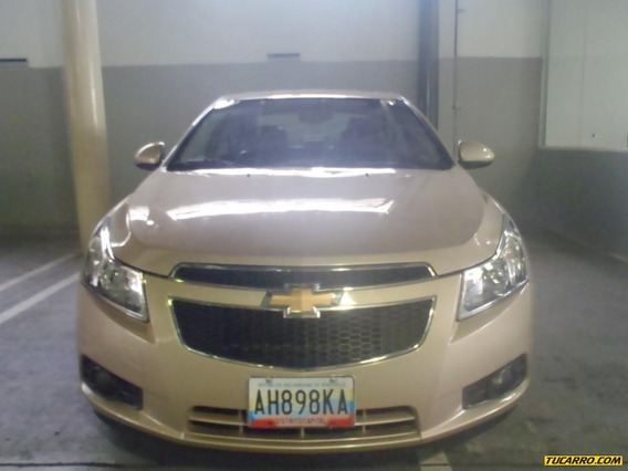 Chevrolet Cruze Sedan Automatico