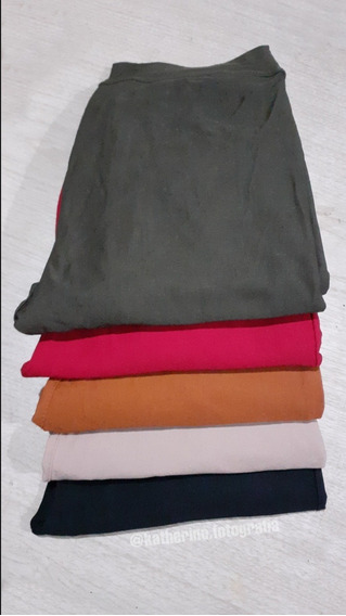 Pantalon De Bengalina Con Lazo Y Bolsillos