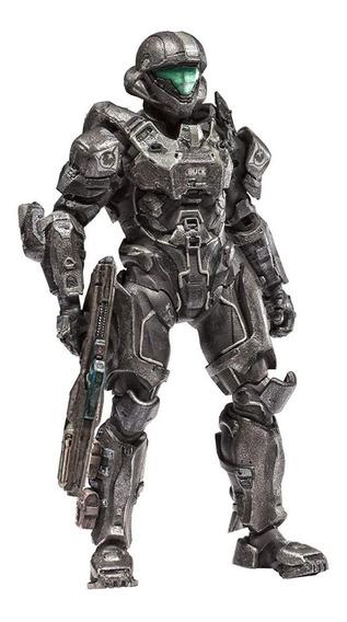 Halo 5 - Figura Spartan Buck, 15 Cm Mcfarlane Toys