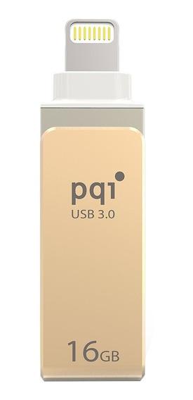 Pqi I Connect Mini 16 Gb Apple+ 3.0usb Sama