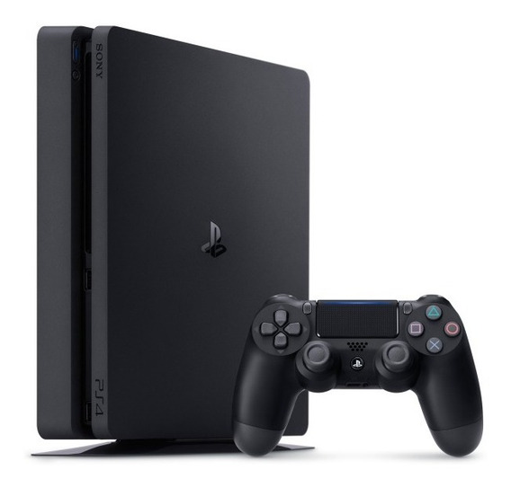 Ps4 Playstation 4 Slim 500gb+ Nota Fiscal
