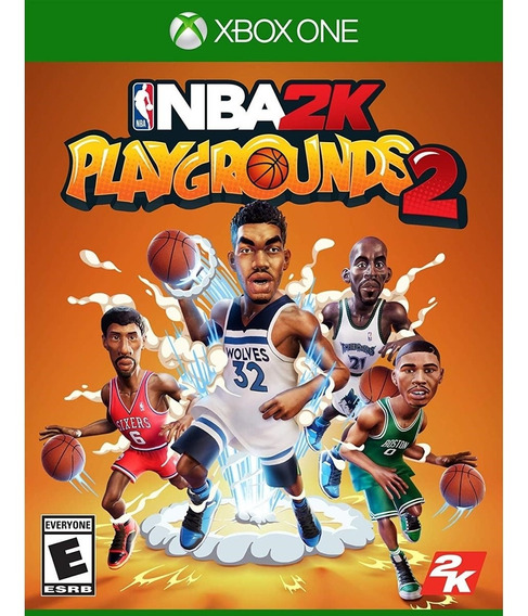 Nba 2k Playgrounds 2 - Xbox One Lacrado