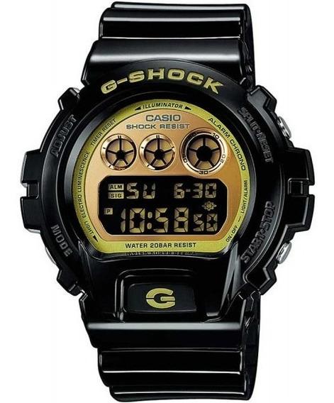Relógio Casio G Shock Dw6900cb-1ds. N. Fiscal. 100% Original