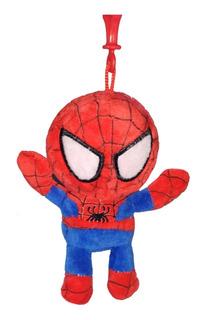 Avengers - Vengadores Mini Peluche Tipo Llavero Spiderman