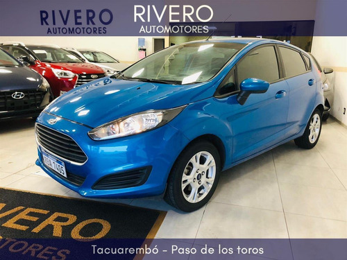 Ford Fiesta S 1.6 2016 Impecable!