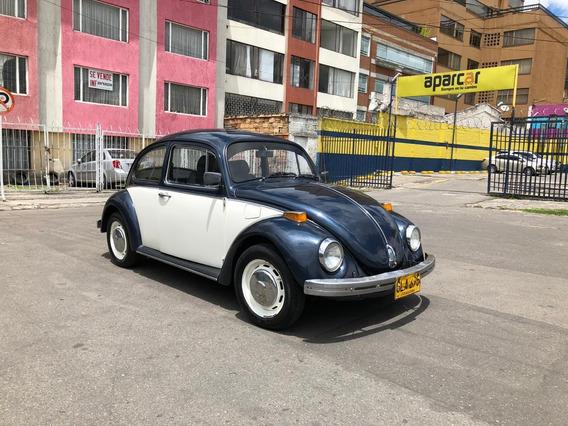 Volkswagen Escarabajo 1968 Beetle