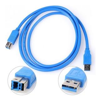 Cable Noganet Usb 3.0 A/b Impresoras Modem 5gbps Blindado