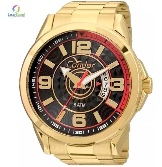 Relógio Condor Masculino Co2115wr/4p, C/ Garantia E Nf