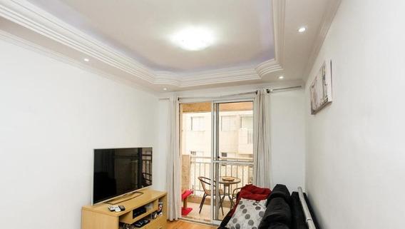 Apartamento Com 2 Dormitórios Para Alugar, 67 M² Por R$ 1.100,00/mês - Vila Rosália - Guarulhos/sp - Cód. Ap6731 - Ap6731