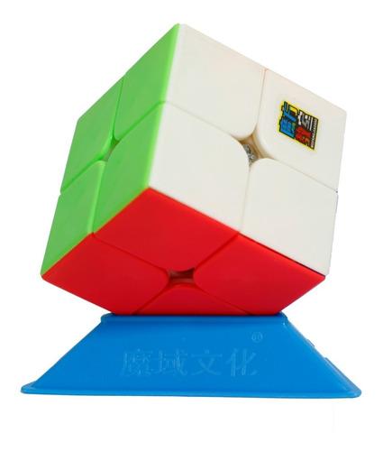 Cubo Magico 2x2 De Rubik 2x2x2 Moyu Mf2 Profesional