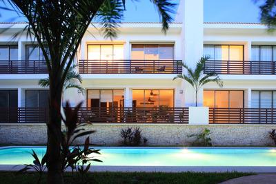 Rincon De Mar Playacar (casa En Condominio)