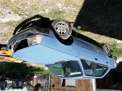 Renault 18 Gtx Buen Casco C/detalles Motor Desarmado Papeles