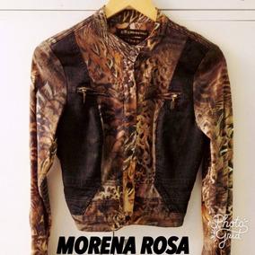 Jaqueta Morena Rosa Premium