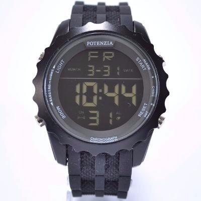 Relógio Potenzia Original Digital Top Vedado A Prova D