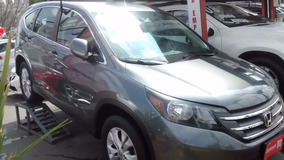 Honda Cr-v 2012 Impecable Tomo Auto