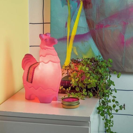 Luminária Lhama-rosa Usare