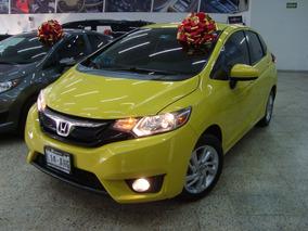 Honda Fit Cvt Unico Dueño!!solo 13,000km Reestrene Impecable