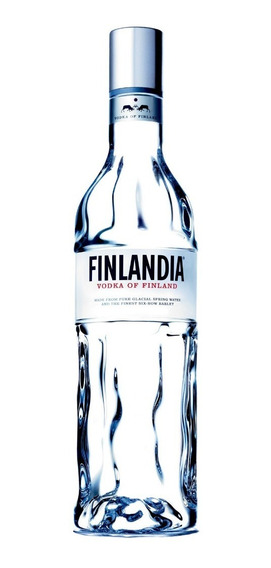 Vodka Finlandia 0,75 Litros Botella Licor