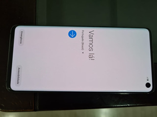 Samsung Galaxy S10 512gb. Completo. Perfeito. Sem Juros!