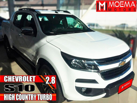 Chevrolet S10 P-up H.country 2.8 4x4 Cd Aut. Diesel 2019/202
