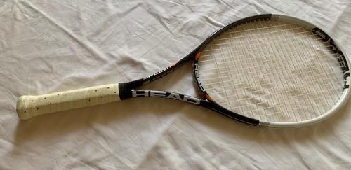 Raquete De Tenis Head Original Autografada Por Andy Murray