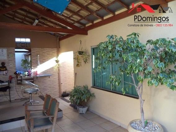 Casa Térrea À Venda No Jardim João Paulo Ii, Em Sumaré - Sp!!! - Ca00528 - 4823348