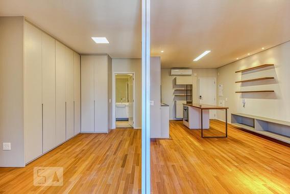 Apartamento Para Aluguel - Moema, 1 Quarto, 52 - 892979176