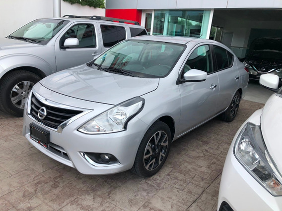 Nissan Versa Advance 2019 Ta