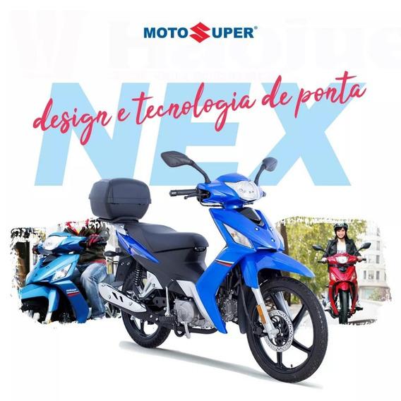 Haojue Nex 110 2019 Zero