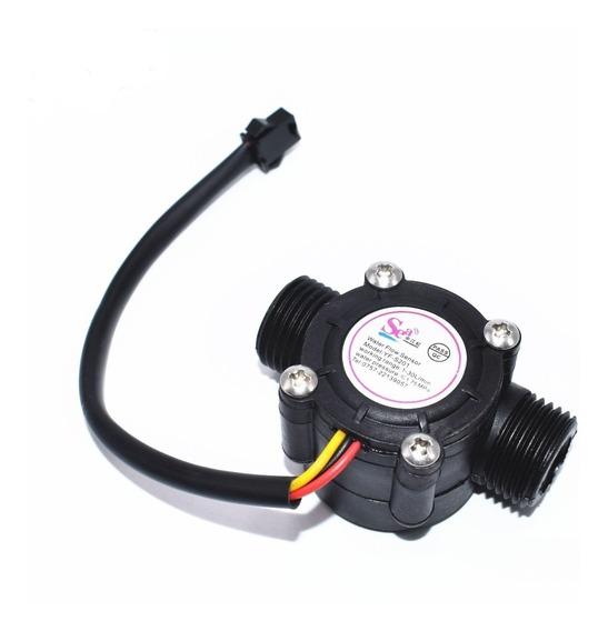 Sensor De Fluxo Vazão De Água Yf-s201