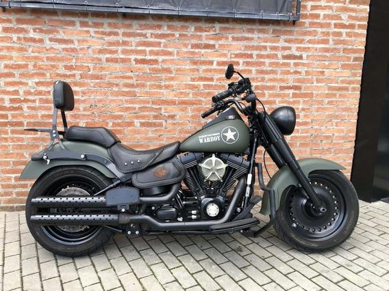 Harley Davidson Fat Boy Special 2010 Customizada