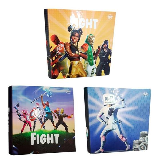 Carpetas Escolares Numero 3 Video Juegos Niños Cuotas