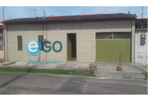Casa À Venda Com 4/4 Na Rua B. Vila Esperança, Centro, Ananindeua, Pa. - Cas_57