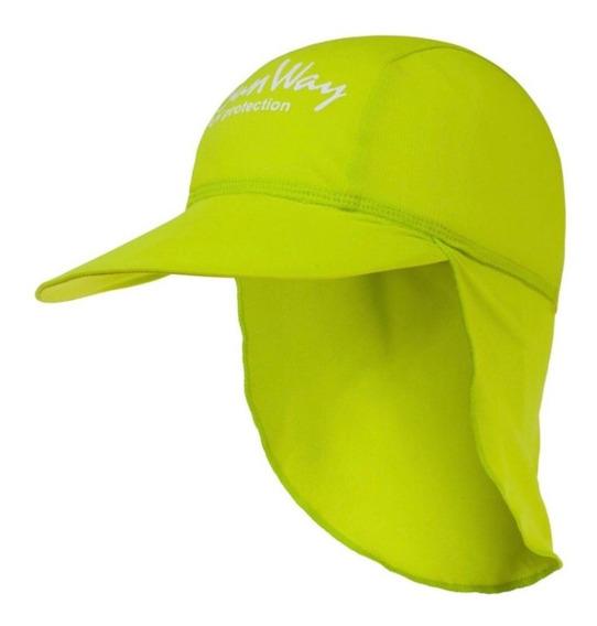 Sombrero Sol Playa Bebe Niño Niña Proteccion Solar Uv