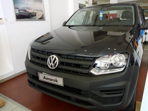 Volkswagen Amarok 2.0 Cs Tdi 140cv Trendline 4x2 2021 0km Ec