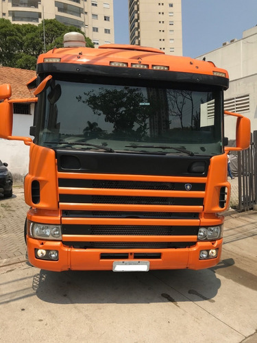 Scania R124 Ga 420 6x4 Nz