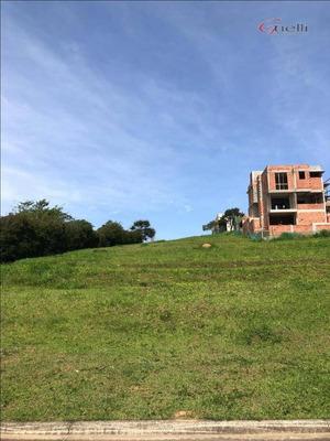 Terreno À Venda, 588 M² Por R$ 500.000 - Gênesis 2 - Santana De Parnaíba/sp - Te0532