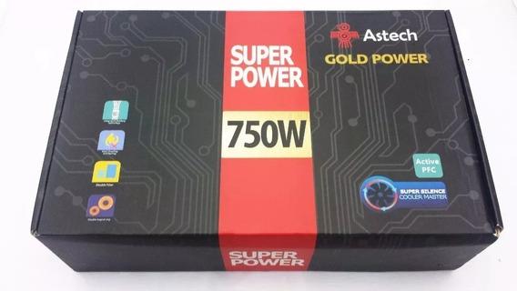 Fonte Astech 750w