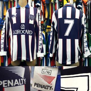 Camisa Talleres-arg - Penalty - Manga Longa - Nº7 - G